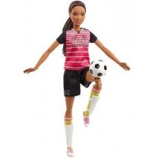 Кукла Barbie Футболистка Безграничные движения Барби Made To Move FCX82