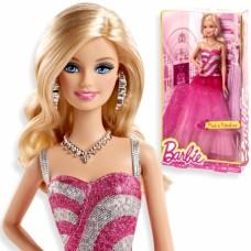 Кукла Барби Barbie серия Вечерние платья BFW18