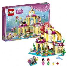 Лего Дисней Принцесс  Подводный дворец Ариэль, 41063