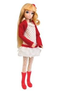 Кукла Sonya Rose Daily Collection в красном болеро R4329N