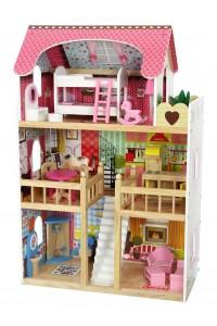 Кукольный домик Malinowa Eco Toys 4109
