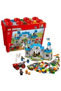 Лего Джуниорс Рыцарский замок, 10676