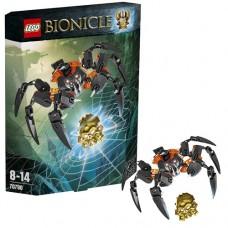 Лего Бионикл Лорд Паучий Череп, 70790