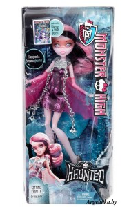 Кукла Monster High Дракулаура Населенный призраками CDC26