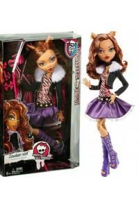 Кукла Monster High Клодин Вульф DHC41 Страшно огромные 43 см