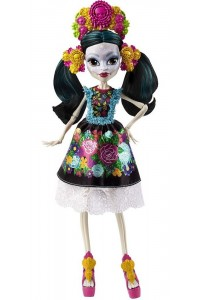 Кукла Monster High Скелита Калаверас Коллекционная DPH48