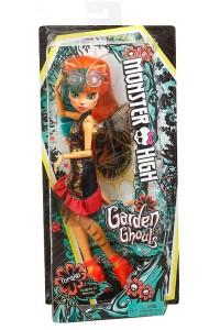 Кукла Monster High Торалей Цветочная монстряшка FCV55