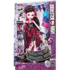 Кукла Монстер Хай Дракулаура Добро пожаловать в Школу Монстров DNX33