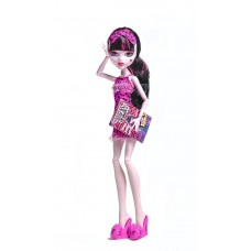 Кукла Монстер Хай Дракулаура Пижамная вечеринка X4515