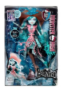 Кукла Монстер Хай Вандала Дублон Населенный призраками CDC31