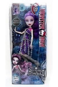 Кукла Монстер Хай Спектра Вондергейст Населенный призраками DGB30