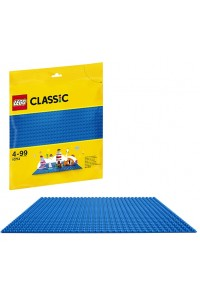 Lego Classic 10714 Синяя базовая пластина