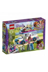 Lego Friends 41333 Передвижная научная лаборатория