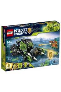 Lego Nexo Khights 72002 Боевая машина близнецов