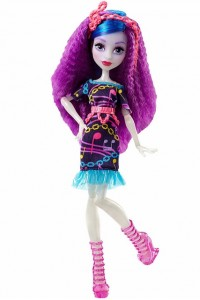 Кукла Монстер Хай Ари Хантингтон Электризованные Monster High DVH68
