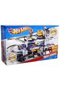 Игровой набор Хот Вилс Мега гараж Трек Hot Wheels V3260