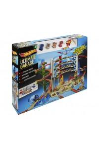 Mattel Hot Wheels Ultimate Garage Хот Вилс Невообразимый гараж CMP80