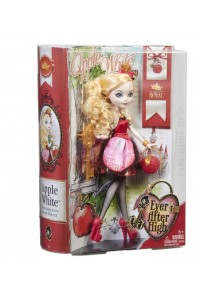 Кукла Эвер Афтер Хай Эппл Уайт Apple White Базовая BBD52