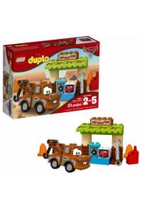 Lego Duplo Гараж Мэтра Лего Дупло 10856