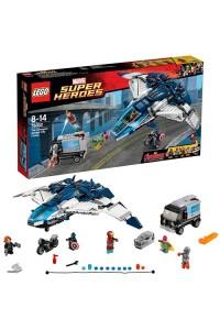 Лего Супер Герои Воздушная погоня, 76032