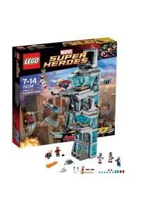 Лего Супер Герои Нападение на башню Мстителей, 76038