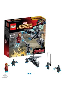Лего Супер Герои Железный человек против Альтрона, 76029