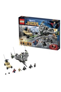 Лего Супер Герои Супермэн - Битва за Смолвиль, 76003