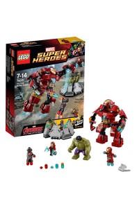 Лего Супер Герои Миссия спасения Халка, 76031