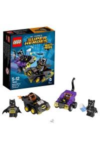 Лего Супер Герои Бэтмен против Женщины-кошки, 76061
