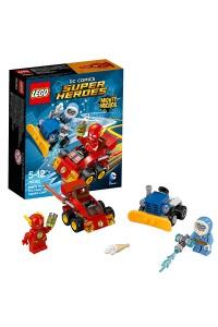 Лего Супер Герои Флэш против Капитана Холода, 76063