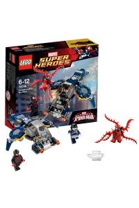 Лего Супер Герои Воздушная атака Карнажа, 76036