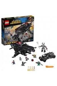 Lego Super Heroes Нападение с воздуха 76087