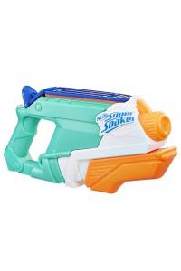 Бластер Nerf Супер Сокер Сплэш водяной Нерф Hasbro E0021