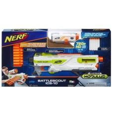 Бластер Nerf Модулус Баттлскаут ICS-10 Hasbro B1756