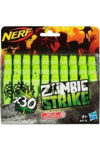 Стрелы Nerf Зомби Страйк набор 30 шт для бластера Нерф A4570