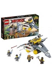 Lego Ninjago Бомбардировщик Морской дьявол 70609