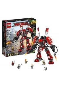 Lego Ninjago Огненный робот Кая 70615