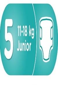 Размер 5 Junior (11-18кг)