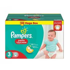 Pampers трусики Pants 3 (6-11 кг) 120 шт