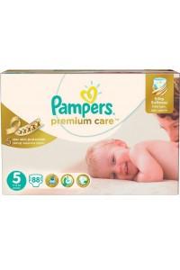 Pampers подгузники Premium Care 5 (11-18 кг) 88 шт
