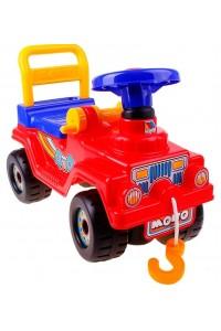 Полесье Каталка-автомобиль Джип 4х4 арт 1534