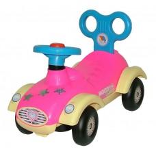 Полесье Каталка автомобиль для девочек Сабрина арт 7970