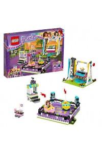 Лего Подружки Парк развлечений: аттракцион Автодром 41133
