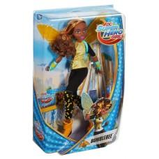 Кукла Super Hero Girls Супергероини Шмель Бамблби Базовая DLT66