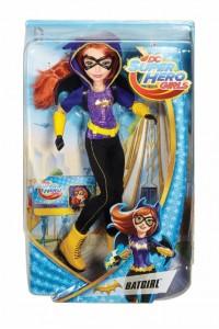 Кукла Super Hero Girls Бэтгерл Базовая DLT64