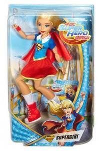 Кукла Super Hero Girls Супергероини Супергерл Базовая DLT63
