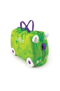 Детский чемодан Trunki на колесиках Динозавр 0066