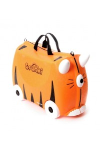 Детский чемодан Trunki на колесиках Тигр 0085