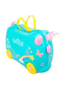 Детский чемодан Trunki на колесиках Единорог Уна 0287