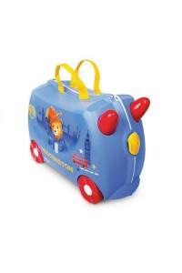 Детский чемодан Trunki на колесиках Медвежонок Паддингтон 0317